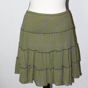 #0007    SOPHIE MAX CASUAL TIER SKIRT